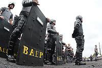 Piracicaba (SP), 19/12/2019 - Joao Doria/Policia - O governador João Doria (PSDB) esteve em Piracicaba, interior de São Paulo nesta quinta-feira (19), para participar da solenidade que marca o início das atividades do 10º Batalhão de Ação Especial da Polícia Militar (Baep) do Estado de São Paulo.