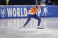 SCHAATSEN: HEERENVEEN: 11-12-2016, IJsstadion Thialf, ISU World Cup, Kai Verbij, ©foto Martin de Jong