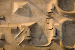 Aerial View of Carlson Skate Park, Keizer, Oregon