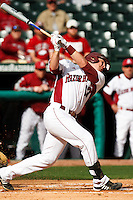 Andy Wilkins (17);March 9th, 2010; South Dakata State University vs Arkansas Razorbacks at Baum Stadium in Fayetteville Arkansas. Photo by: William Purnell/Four Seam Images