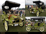 1905 Queen model E Touring Car, Pebble Beach Concours d'Elegance