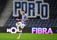 20th December 2020; Dragao Stadium, Porto, Portugal; Portuguese Championship 2020/2021, FC Porto versus Nacional; Marko Grujic of FC Porto comes forward on the ball
