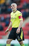 St Johnstone v St Mirren.....11.01.14   SPFL<br /> Jim Goodwin<br /> Picture by Graeme Hart.<br /> Copyright Perthshire Picture Agency<br /> Tel: 01738 623350  Mobile: 07990 594431