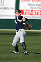 February 26, 2010:  Outfielder Ryan Connolly (10) of the Notre Dame Fighting Irish during the Big East/Big 10 Challenge at Jack Russell Stadium in Clearwater, FL.  Photo By Mike Janes/Four Seam Images