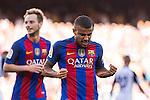 FC Barcelona's Rafinha Alcantara during the La Liga match between Futbol Club Barcelona and Deportivo de la Coruna at Camp Nou Stadium Spain. October 15, 2016. (ALTERPHOTOS/Rodrigo Jimenez)