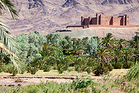 Morocco, Oasis Towns, Gorges, and Terrain