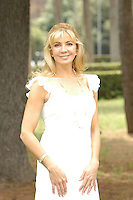"NATASHA RICHARDSON.Photocall for ""Asylum"", Rome, Italy..June 6th, 2007.half length white dress .CAP/CAV.©Luca Cavallari/Capital Pictures"
