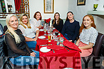 Noelle O'Brien, Emma Donovan, Ann Marie Daly, Catriona Fealy, Sorcha Twomey and Ashling O'Neill enjoying the evening in Cassidys on Thursday