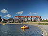 Boating Lake, Littlehampton, West Sussex.<br />