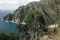 Vista sul mare dal sentiero per San Fruttuoso.<br /> Overview on the sea along the path to San Fruttuoso.<br /> UPDATE IMAGES PRESS/Riccardo De Luca