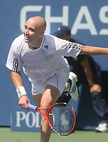 ANDRE AGASSI 2006<br /> Photo to By John Barrett-PHOTOlink