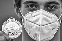 CECCON Thomas Italian Champion<br /> 100m Backstroke Men<br /> Roma 12/08/2020 Foro Italico <br /> FIN 57 Trofeo Sette Colli 2020 Internazionali d'Italia<br /> Photo Andrea Staccioli/DBM/Insidefoto