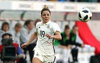 Svenja Huth /   / Portrait     <br />/   World Championships Qualifiers women women /  2017/2018 / 07.04.2018 / DFB National Team / GER Germany vs. Czech Republic CZE 180407056 /      <br />IBAN:  <br /> *** Local Caption *** © pixathlon<br /> Contact: +49-40-22 63 02 60 , info@pixathlon.de