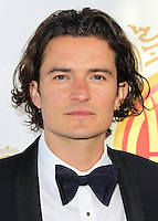 HOLLYWOOD, LOS ANGELES, CA, USA - JUNE 01: Orlando Bloom at the 12th Annual Huading Film Awards held at the Montalban Theatre on June 1, 2014 in Hollywood, Los Angeles, California, United States. (Photo by Xavier Collin/Celebrity Monitor)