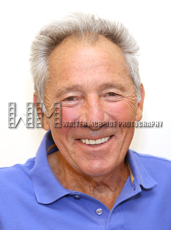 Israel Horovitz attends the 'Out Of The Mouths Of Babes' Off-Broadway Photo Call at MTC Rehearsal Studios on May 12, 2016 in New York City.