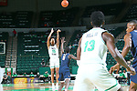 Mean Green Men's Basketball v University of Texas El Paso  at Super Pit in Denton on January 15, 2021