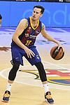 League ACB-ENDESA 2020/2021 - Game: 13.<br /> FC Barcelona Lassa vs Herbalife Gran Canaria: 91-63.<br /> Thomas Heurtel.
