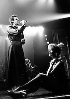 FILE PHOTO  -  Marc Drouin and his musical comedy VIS TA VINAIGRETTE in 1987<br /> <br /> <br /> <br /> <br /> <br /> <br /> <br /> <br /> <br /> <br /> <br /> <br /> <br /> <br /> <br /> <br /> <br /> <br /> <br /> .