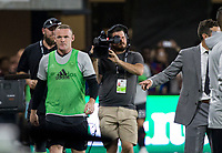 Washington,D.C. - Saturday, July 14 2018: DC United defeated the Vancouver Whitecaps 3-1 in a MLS match at Audi Field