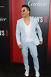Fashion designer Prabal Gurung arrives at the World Premiere of Ocean's 8 at Alice Tully Hall in New York City, on June 5, 2018.
