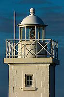 France, Manche (50), Cotentin, Barfleur, labellisé Les Plus Beaux Villages de France, le phare // France, Manche, Cotentin, Barfleur, labelled Les Plus Beaux Villages de France (The Most Beautiful Villages of France), the port and the lighthouse