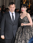 """Sam Raimi (L) and Gillian Raimi  at The World Premiere of Disney's fantastical adventure ?Oz The Great and Powerful"""" held at The El Capitan Theater in Hollywood, California on February 13,2013                                                                   Copyright 2013 Hollywood Press Agency"""
