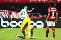 11th July 2021; Estádio Maracanã, Rio de Janeiro, Brazil. Brazil A_League football, Flamengo versus Chapecoense; Diego Perotti of Chapecoense scores his goal