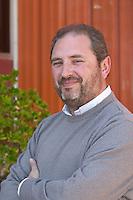 Fernando Caballero Arroyo, director bodegas frutos villar , cigales spain castile and leon