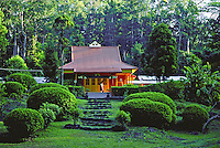 Tibetan Buddhist temple, Wood Valley, Big Island