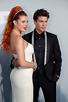 CAP D'ANTIBES, FRANCE - JULY 16:  Bella Thorne and Benjamin Mascolo at the amfAR Cannes Gala 2021 during the 74th Annual Cannes Film Festival at Villa Eilenroc on July 16, 2021 in Cap d'Antibes, France. <br /> CAP/GOL<br /> ©GOL/Capital Pictures