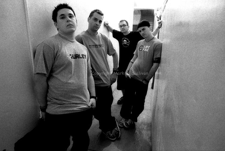 The Youth Ahead.Convention Hall.4/14/2002.Asbury Park, NJ