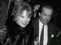 Jack Nicholson Shirley McLaine 1978<br /> Photo By John Barrett-PHOTOlink.net / MediaPunch