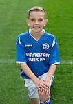 St Johnstone FC Academy Under 11's<br /> Charlie Scott<br /> Picture by Graeme Hart.<br /> Copyright Perthshire Picture Agency<br /> Tel: 01738 623350  Mobile: 07990 594431