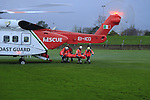 Rescue 116 on 4th Jan 2016