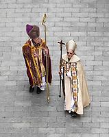 Nederland Alkmaar - 8 oktober 2018. Traditie tijdens Alkmaar Ontzet. De Grote Middagoptocht.  Foto Berlinda van Dam / Hollandse Hoogte