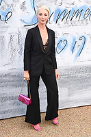 Tamara Beckwith<br /> arriving for The Summer Party 2019 at the Serpentine Gallery, Hyde Park, London<br /> <br /> ©Ash Knotek  D3511  25/06/2019
