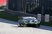 4th September 2021; Red Bull Ring, Spielberg, Austria; DTM  Race 1 at Spielberg;   Estebahn Muth BEL T3 Motorsport Lamborghini