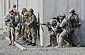 """U.S. and Japanese Joint Military Exercise """"Orient Shield 2012"""""""