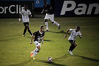 CAXIAS DO SUL, RS, 16.04.21 – CAXIAS – GREMIO - O jogador Felipe Tontini, da equipe do Caxias, na partida entre Caxias e Grêmio, válida pela primeira rodada, do Campeonato Gaúcho 2021, no estádio Centenário, em Caxias do Sul, nesta sexta-feira  (16).