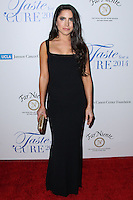 BEVERLY HILLS, CA, USA - APRIL 25: Caren Brooks at the Jonsson Cancer Center Foundation's 19th Annual 'Taste For A Cure' held at Regent Beverly Wilshire Hotel on April 25, 2014 in Beverly Hills, California, United States. (Photo by Xavier Collin/Celebrity Monitor)