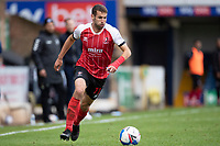 Matty Blair, Cheltenham Town in action during Southend United vs Cheltenham Town, Sky Bet EFL League 2 Football at Roots Hall on 17th October 2020