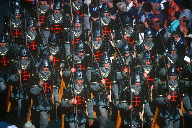 Celebration of the Holy Blood, Brugge, Belgium