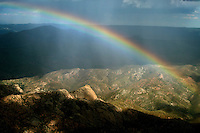 Rainbow over Teller County, Colorado. Aug 2014. 812521