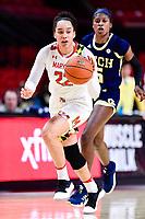 NCAA WOMEN'S BASKETBALL: Georgia Tech at Maryland