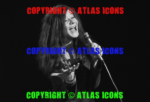 "Janis Joplin, ""Concert for One"", San Francisco 1968<br /> Photo Credit: Baron Wolman\AtlasIcons.com"