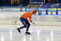 SPEEDSKATING: HEERENVEEN: 17-01-2021, IJsstadion Thialf,  ISU European Championships, Marwin Talsma, ©photo Martin de Jong