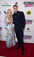 Fearne Cotton and Jake Humphries<br /> arriving for the Young Lives vs Cancer A Very British Affair Gala at Claridges, London<br /> <br /> ©Ash Knotek  D3573  10/09/2021