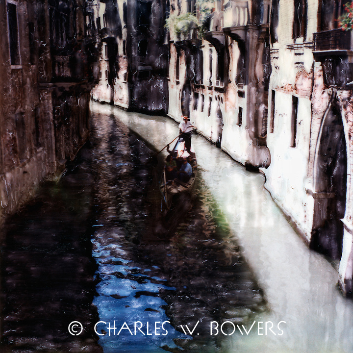 Gondolier's own their own gondola and care for it as if it was their child. They love their work.<br /> <br /> -Limited Edition of 50 Prints