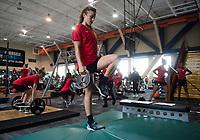 USWNT Weight Lifting, September 11, 2017