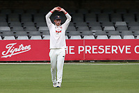 Essex skipper Tom Westley during Essex CCC vs Nottinghamshire CCC, LV Insurance County Championship Group 1 Cricket at The Cloudfm County Ground on 6th June 2021